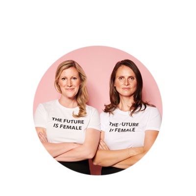 "Astrid und Daniela - ""The future is female"""