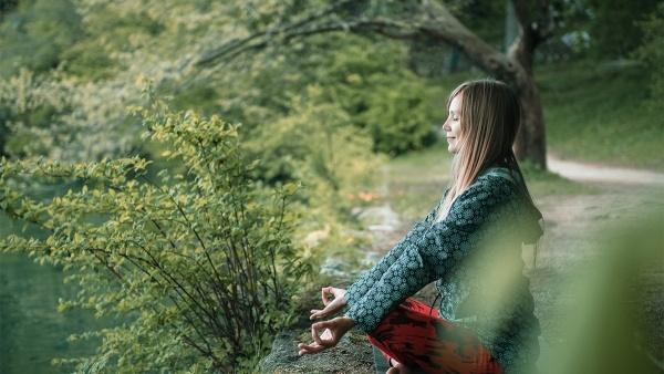 Ohne Worte: Medition
