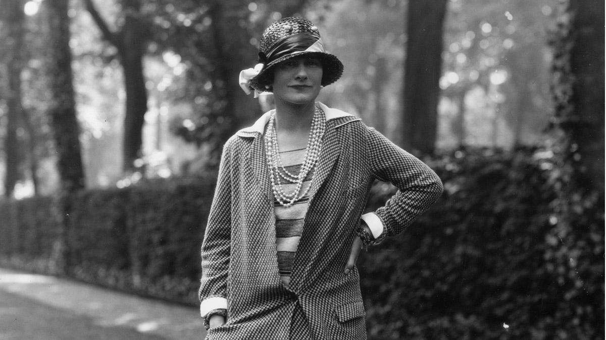Coco Chanel, Portrait