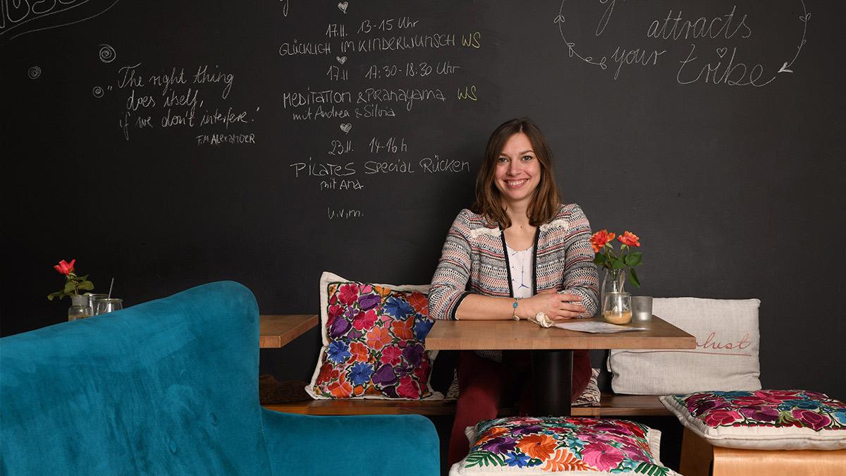 Kathi gründet - Katharina Freundorfer