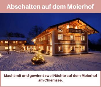 Gewinnspiel Moierhof