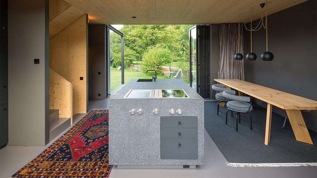 Ferienhaeuser Holzhaus am Auerbach