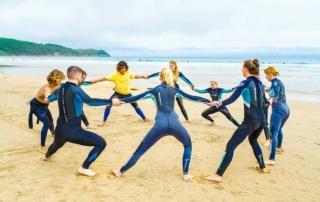 Surfen Galizien