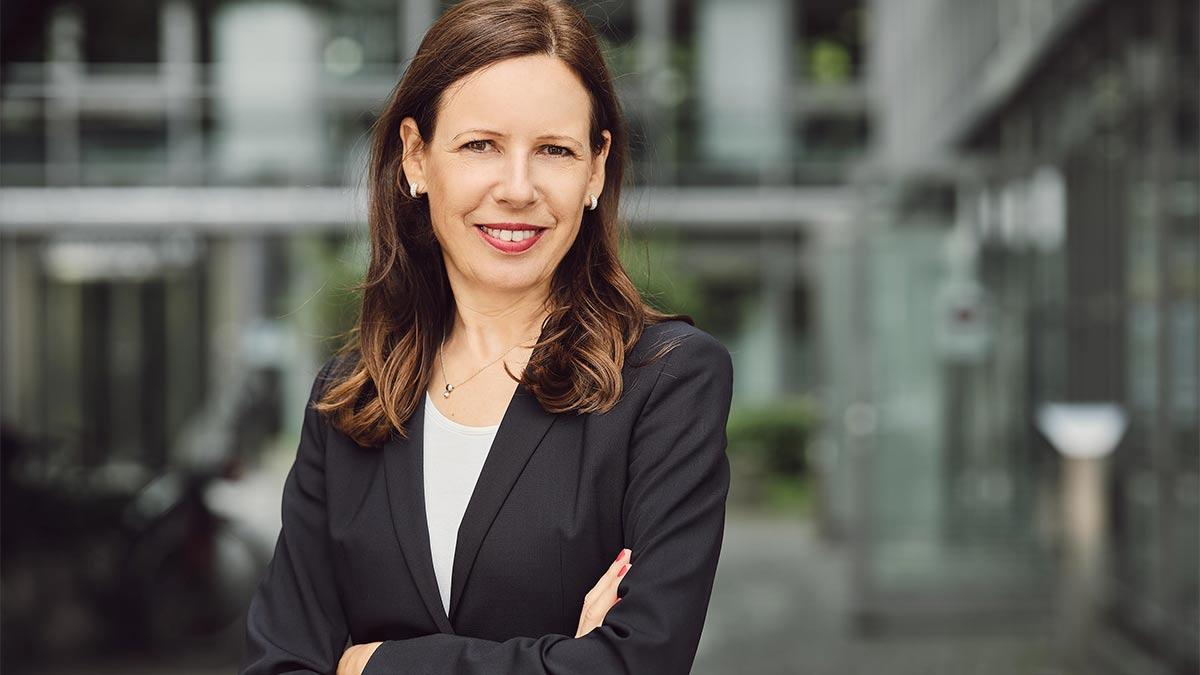 Constanze Hintze, Geschäftsführerin von Svea Kuschel + Kolleginnen