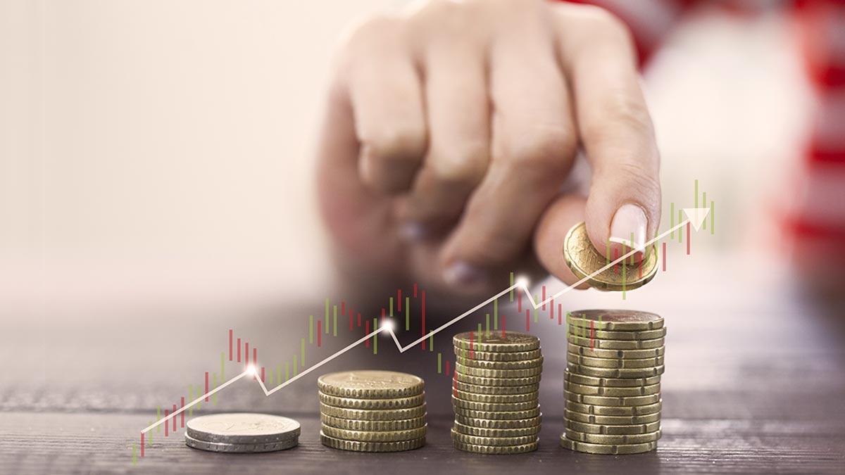 Investieren mit Sparplan